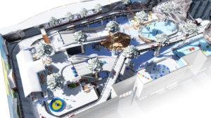 Indoor snow themepark - SnowPlay