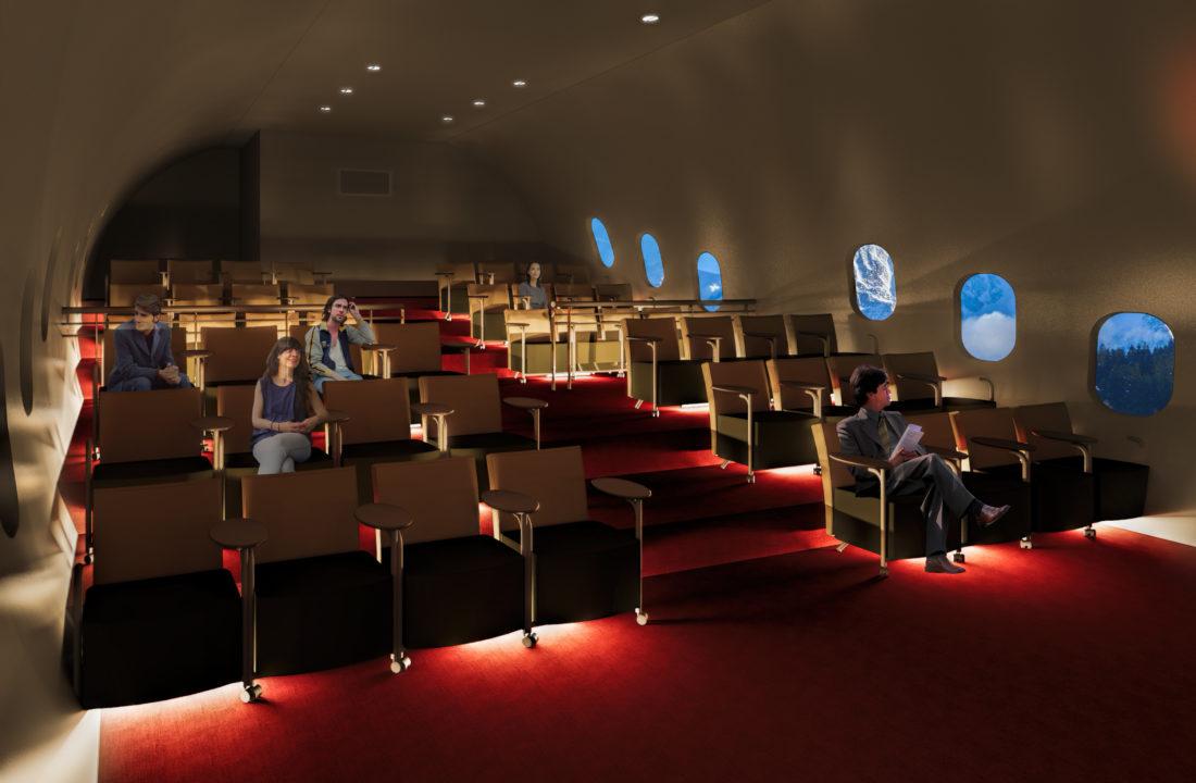 Indoor snow themepark - Snow Journey Theatre