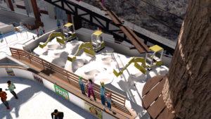 Indoor snow themepark - Snowplay Snow Diggers