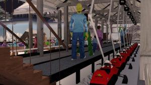 Indoor snow themepark - Snowplay Arctic Explorer Pits