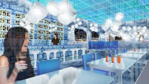 Indoor snow themepark - Ice Bar